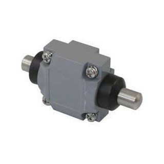 Dayton 12T843 Limit Switch Head, Side Push Rod Plunger Motion Actuated Switches