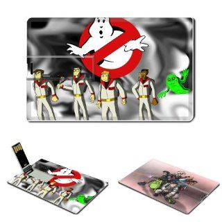 Ghostbusters Anime Comic Game ACG Customized USB Flash Drive 8GB Computers & Accessories