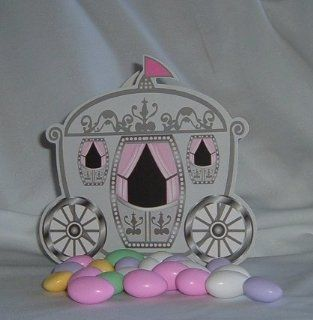 Favor Boxes   Princess Carriage Design   (50 pcs) Wedding/Shower/Party Favors
