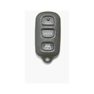 Keyless Entry Remote Fob Clicker for 2004 Toyota Sequoia With Do It Yourself Programming Automotive