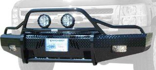 Ranch Hand BSC08HBL1 Summit Series Front Bumper for Chevy Silverado 1500 Automotive