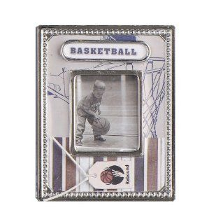Young's Basketball 1 by 1.125 Inch Magnet Frame, 2.75 Inch   Picture Frames