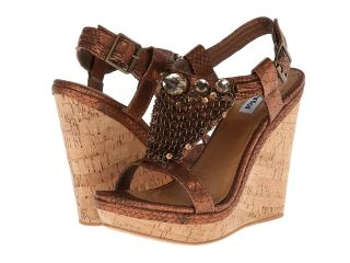 Not Rated Moon Goddess Womens Wedge Shoes (Bronze)