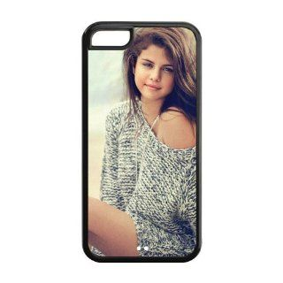 Selena Gomez Cover Case for Iphone 5C IPC 866 Cell Phones & Accessories