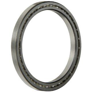 "RBC SAA15CL0 Thin Section Ball Bearing, 440C Stainless Steel, Unsealed, Radial C Type, 1.5"" Bore x 1.875"" OD x 0.25"" Width"