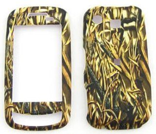 Samsung Impression A877   Camo / Camouflage Hunter Series�  Dry Grass  Hard Case/Cover/Faceplate/Snap On/Housing/Protector Cell Phones & Accessories