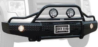 Ranch Hand BSF09HBL1 Summit Series Front Bumper for Ford F150 Automotive