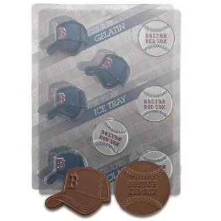 MLB Boston Red Sox Candy Mold (Pack of 2) Sports & Outdoors