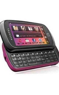 Alcatel One Touch 888A Mystery Pink (Unlocked GSM Phone) Cell Phones & Accessories