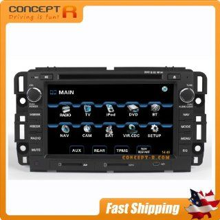 2010 2013 GMC SAVANA 1500 2500 3500 2007 2013 GMC Sierra 1500 2500HD 3500HD 2008 2009 Hummer H2 Saturn VUE 2007 2009 Saturn Outlook Suzuki XL 7 In dash DVD GPS Navigation Radio Satellite XM Bluetooth Touch Screen Deck AV Receiver CD Player Stereo Astrium G