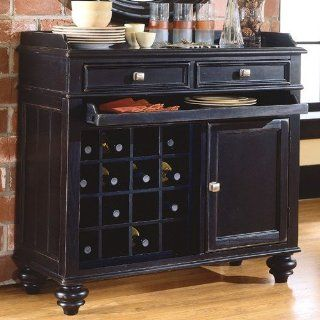 American Drew Camden Dark Server, AD 919 890   Sideboards