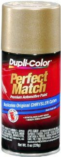 Dupli Color BCC0383 Light Champagne Metallic Chrysler Exact Match Automotive Paint   8 oz. Aerosol Automotive
