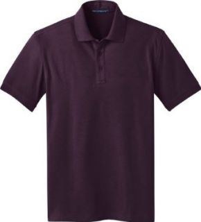 Port Authority   Stretch Pique Polo Shirt. K555 at  Men�s Clothing store