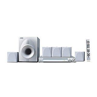 jWIN JS P905   5.1 channel home theater speaker system   75 Watt (total) Electronics