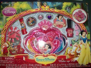 Disney Princess Snow White and the Seven Dwarfs Make up Kit Gift Set Toys & Games
