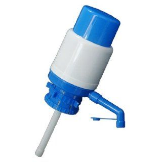 Manual Drinking Bottled Water Hand Pump Dispenser with Tube   Replacement Faucet Mount Water Filters