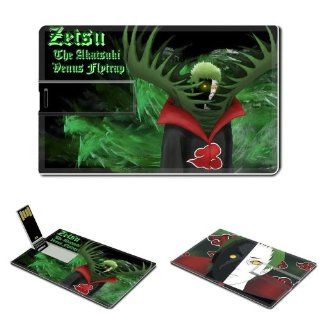 Naruto Zetsu Anime Comic Games ACG USB Flash Drive Customized 4GB USB Computers & Accessories