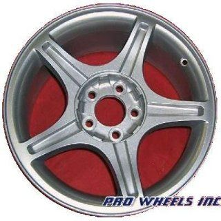 "Ford Mustang Mustang 17X8"" Silver Factory Original Wheel Rim 3307 A Automotive"