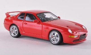 Porsche 968 Turbo RS, red, Limited Edition 300 Piece , 1993, Model Car, Ready made, Neo Limited 300 143 Neo Limited 300 Toys & Games