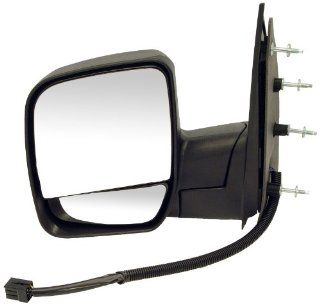 Dorman 955 1331 Ford E Series Van Driver Side Power Replacement Side View Mirror Automotive