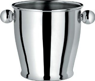 Ice Bucket with Handles in Polished Stainless Steel Kitchen & Dining