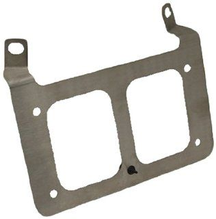 Lazer Star (LSM100) License Plate Relocator for Harley Davidson FL Series Automotive