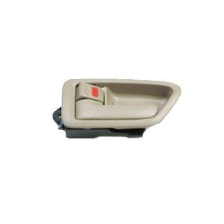 #B548 69206 AA010 B0 97 01 Motorking Toyota Camry Tan Replacement Driver Side Inside Door Handle 97 98 99 00 01 Automotive