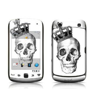 Skull King Design Protective Skin Decal Sticker for BlackBerry Curve 9380 Cell Phone Cell Phones & Accessories