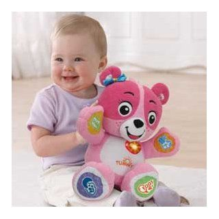 VTech Cora The Smart Cub Plush Toy, Pink Toys & Games