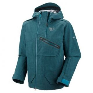 Mountain Hardwear Whole Lotta Jacket   Men's Deep Water Small Clothing