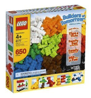 Toy / Game Special Lego Bricks & More Builders Of Tomorrow Set 6177   You Can Use To Build Almost Anything Toys & Games