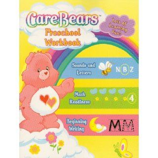 Care Bears Preschool Workbook (sounds and letters, math readiness, begining writing) Modern Publishing 9780766629271 Books