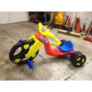 "The Original Big Wheel ""Spin Out"" Racer 16"" Trike Toys & Games"
