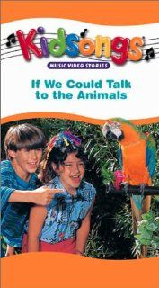 Kidsongs   If We Could Talk to the Animals [VHS] Marilyn Rising, Frat Fuller, Julene Renee, Sergio Centeno, John Lizzi, Alexandra Picatto, Christopher Aguilar, Lynsey Bartilson, Janessa Beth, Christian Buenaventura, Tiffany Burton, Jessica Fried, Jerry Be