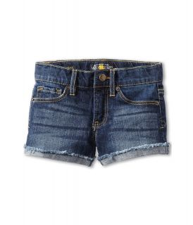Lucky Brand Kids Girls Riley Denim Short Girls Shorts (Blue)