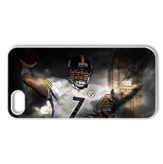 Iphone5/5S cover Ben Roethlisberger Hard Silicone Case Cell Phones & Accessories