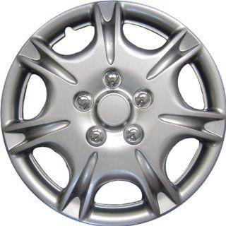 "OxGord 4 Pack of 15"" Universal Wheel Covers, 2000 2001 Nissan Maxima Replica Hubcaps Automotive"