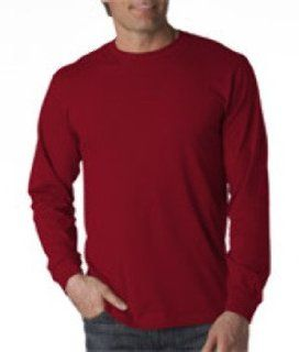 Fruit Of The Loom Adult T Shirt Cardinal S