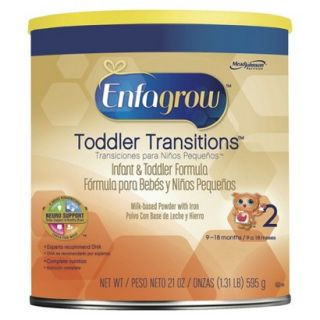 Enfamil Enfagrow PREMIUM Toddler Formula Powder   21 oz. (4 Pack)