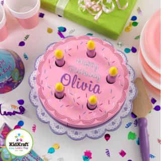 Personalize It Birthday Cake Set