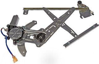 Dorman 741 003 Subaru Forester Front Driver Side Window Regulator with Motor Automotive