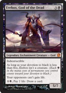 Magic the Gathering   Erebos, God of the Dead (85/249)   Theros Toys & Games