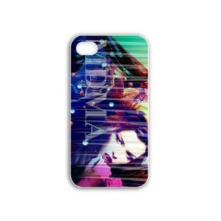Music Series Mobile Case protective kit for iPhone 4/4s Scratch proof Back Case Music Star Madonna Cell Phones & Accessories