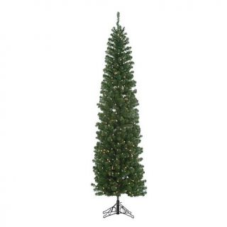 Kurt Adler 6 Foot Pre Lit LED Winchester Pine Pencil Tree