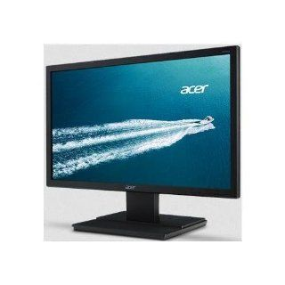 "ACER V236HL 23"" LED LCD Monitor   169   5 ms 1920 x 1080 / 250 Nit   Speakers   DVI   VGA   Black / UM.VV6AA.C02 / Computers & Accessories"