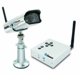 Swann SW233 ADW ADW300 Digital Wireless Security Camera  Complete Surveillance Systems  Camera & Photo