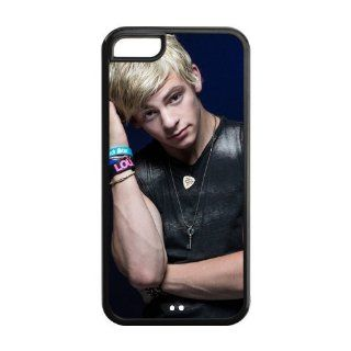 Personazlied R5 Ross Lynch Music TPU Inspired Design Case Cover Protective For Iphone 5c iphone5c NY232 Cell Phones & Accessories