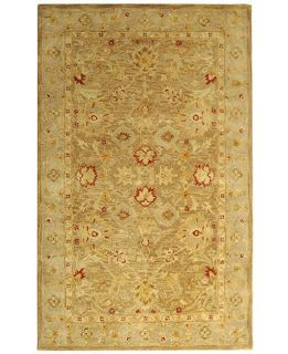 MANUFACTURERS CLOSEOUT Safavieh Area Rug, Antiquity AT822B Brown/Beige 76 X 96   Rugs