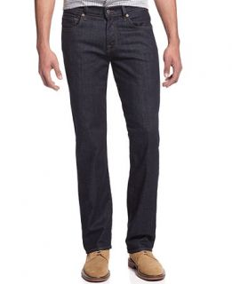 7 For All Mankind Carsen Easy Straight Leg Jeans, Clean Dark   Jeans   Men