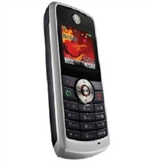 Motorola W230 Unlocked Phone with  Player, and MicroSD Slot  U.S. Version with Warranty (Black/Silver) Cell Phones & Accessories